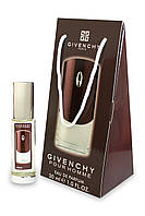 Мужской мини парфюм Givenchy pour Homme в подарочной упаковке, 30 мл