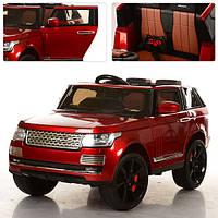 Детский электромобиль M 3153 EBRS-3 Land Rover , мягкие колеса и автопокраска