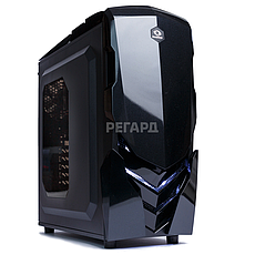 Системный блок РЕГАРД RE753 (Intel Core i7-7700 3.6GHz/GeForce GTX 1060, 6GB/16GB DDR4/2TB HDD/БП 500W), фото 2