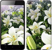 """Чехол на Meizu U10 Белые лилии """"2686u-415"""""""