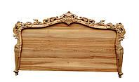 Кровать резная, деревянная. Фрезеровка на станках с ЧПУ под заказ