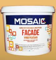 Фасадная краска Mosaic Faсade