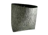 Горшок из ткани для выращивания растений 10-11л(диаметр 23-25см/высота 20-22см)