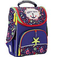 Рюкзак GOPack школьный каркасный 5001S-2