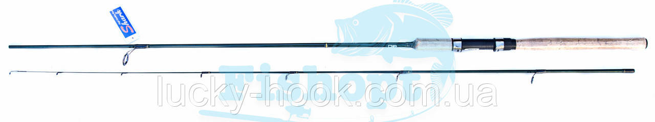 Спиннинг штекерный Shark Spin  2.40m 2-8g, фото 2