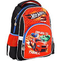 Рюкзак школьный Kite Hot Wheels  HW17-513S Бесплатная доставка+подарок