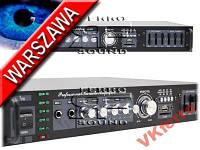 Аудіопідсилювач AV AUX USB SD!Новий!