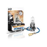 Галогенновая лампа Philips H3 Vision+30% 12336prb