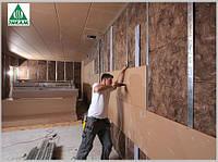 Звукоизоляция Silentboard 2000х625х12,5 мм, стен