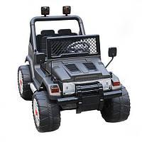 Детский электромобиль Джип S-618 EBR-2 мягкие колеса