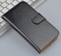 Чехол книжка для  Nokia Lumia 820 черный, фото 1