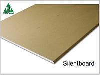 Звукоизоляция Silentboard 2500х625х12,5 мм, пола