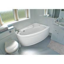 Акриловая ванна асимметричная Bliss Milena 170x110 правосторонняя, фото 2