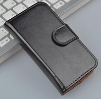 Чехол книжка для  Nokia Lumia 710 черный, фото 1