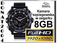 Сильний і Стильний Годинник з камерою Full HD !