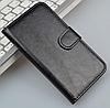 Чехол книжка для  Nokia Lumia 430 черный