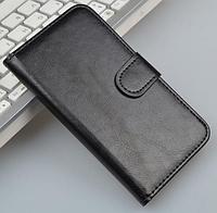 Чехол книжка для  Nokia Lumia 430 черный, фото 1