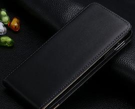 Кожаный чехол флип для  LG Google Nexus 5 E980 D820 D821 черный