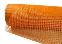 Оранжевая сетка штукатурная