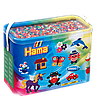 Термомозаика Набор цветных бусин Midi, 30.000 шт, 50 цветов, Hama