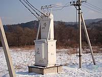 Проектирование внешних электросетей
