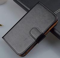 Кожаный чехол-книжка для Sony Xperia ion LT28i LT28h LT28at черный