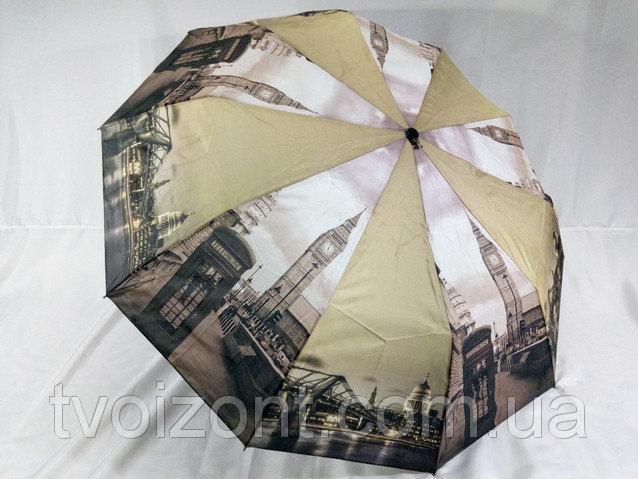 Зонт женский полуавтомат города спиц 10