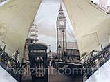 Зонт женский полуавтомат города спиц 10, фото 4