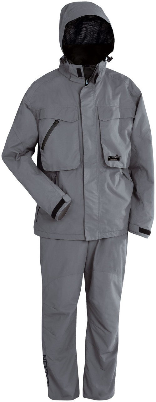 Демисезонный костюм Norfin SCANDIC GRAY р.L