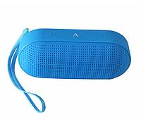 Портативная Bluetooth колонка A80 синий