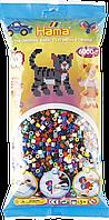 Термомозаика Набор цветных бусин, 6.000шт, 22 цветов, Hama