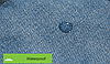 Чехол-книжка для Huawei Honor 3 джинс синий, фото 5