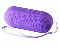 Портативная Bluetooth колонка A90 фиолетовый