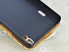 Уникальный кожаный чехол флип для Lenovo K3 Note, A7000, A7600, фото 3