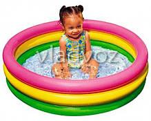 Детский надувной бассейн надувное дно Intex 58924, фото 2
