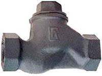 Клапан обратный чугунный муфтовый 16кч11р д.15