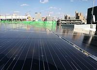 """Сетевая солнечная станция до 25 кВт. """"монокристалл"""""""