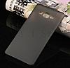 Чехол бампер для Samsung Galaxy A7 A700 черный