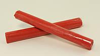 """Полимерная глина """"LEMA"""" Metallic, палочка 17 грамм, цвет: красный металлик"""