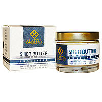 Alaffia, Масло ши ручной работы, без запаха, 2,0 унции (59 мл)