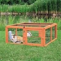 """Клетка для кролей """"Natura"""" 109х116х48 см"""