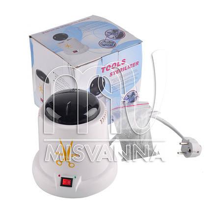 Кварцевый (шариковый) стерилизатор Tools Sterilizer для косметологических инструментов, фото 2