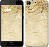 """Чохол на HTC Desire 630 Мереживний орнамент """"2160c-454"""""""