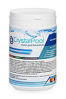 Crystal Pool MultiTab 4-in-1 Small 1 кг-Медленнорастворимые таблетки хлора для продолжительной дезин, фото 1