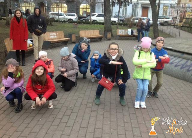 Фото квесты для детей в парке