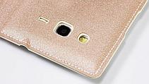 Чехол смарт для Samsung Galaxy Grand duos G7102 G7106 G7108 S-View белый, фото 3