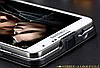 Кожаный чехол флип для Samsung Galaxy Note 3 N9000 N7200 черный, фото 4