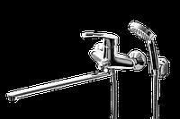 Смеситель для ванны с длинным гусаком Charlotta 106 ASCO armatura
