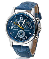 Стильные кварцевые мужские часы