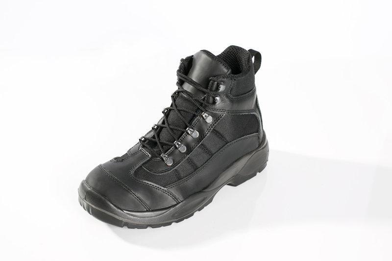 "Ботинки демисезонные "" STALKER-SA""/ BLACK"